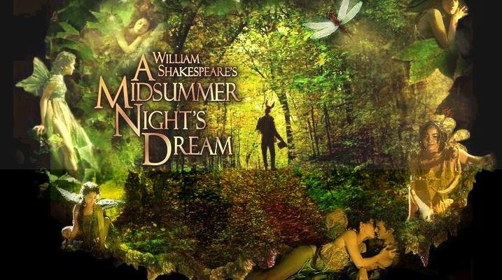 a midsummer night dream tesi