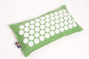 Termo cuscino per la cervicale, con micropunte per agopressione