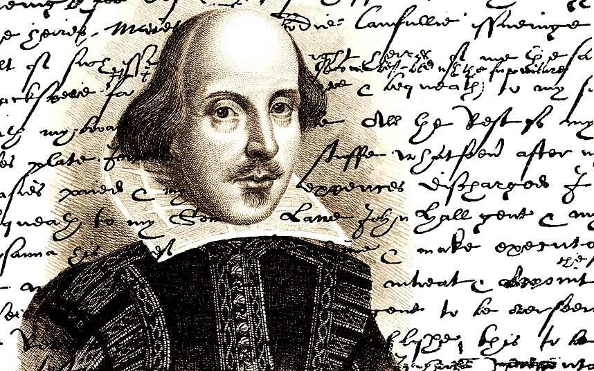 la biografia di william shakespeare
