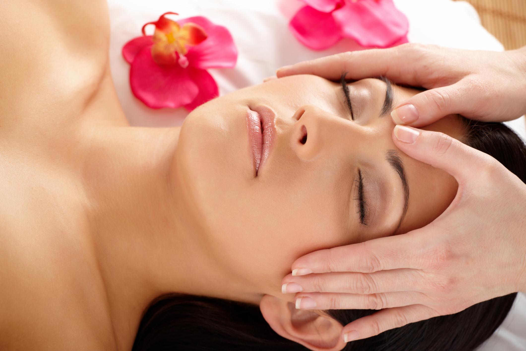 massaggiatore per il viso